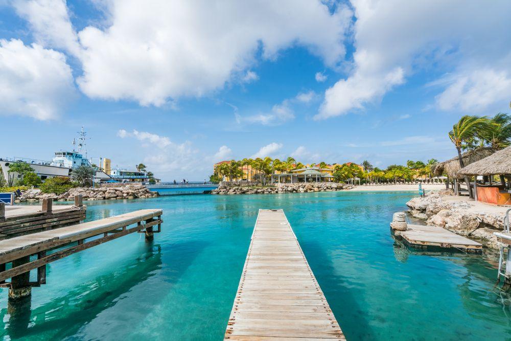 View of Curaçao Sea Aquarium