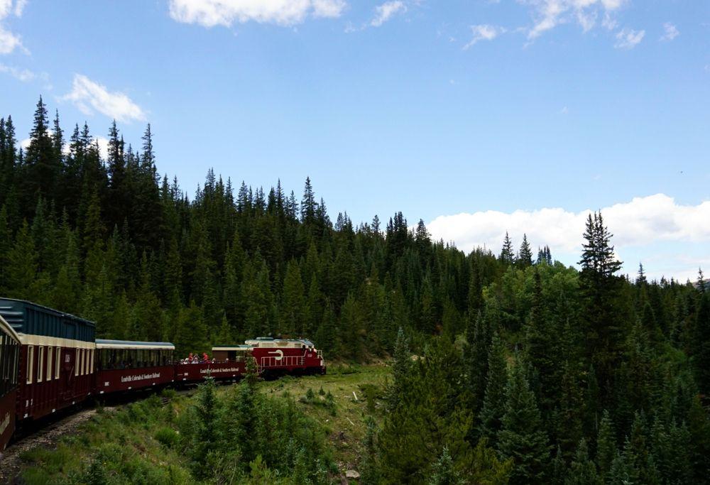 Leadville Colorado & Southern Railroad