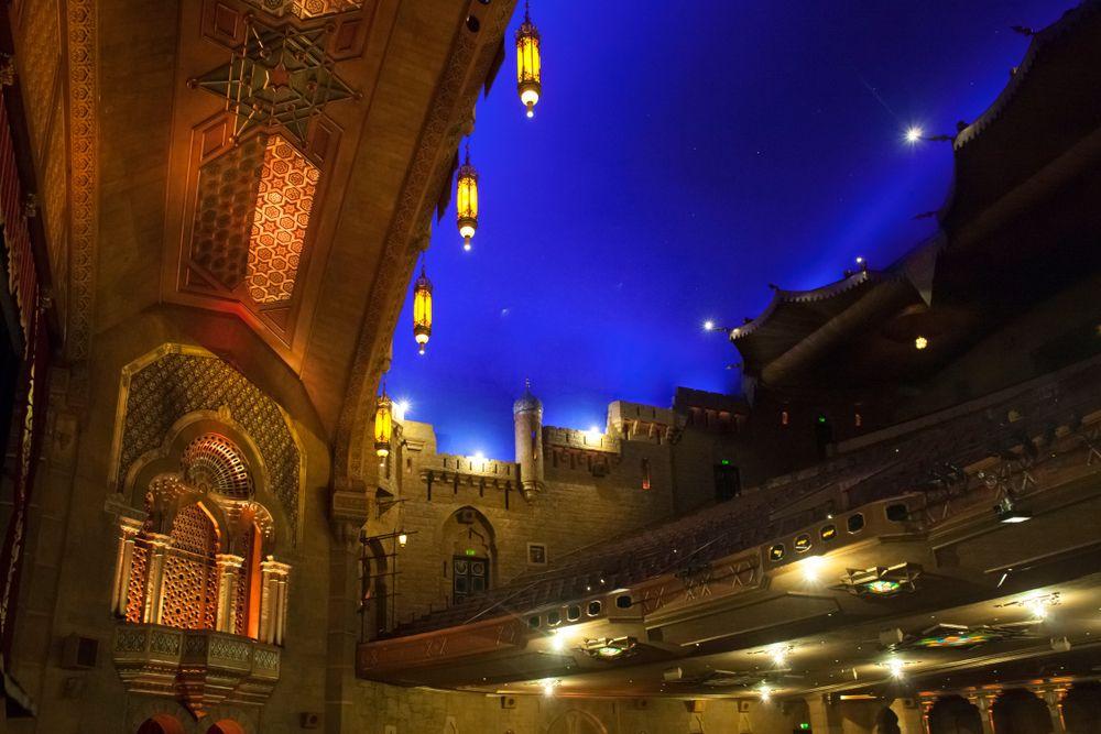 Inside Fox Theatre