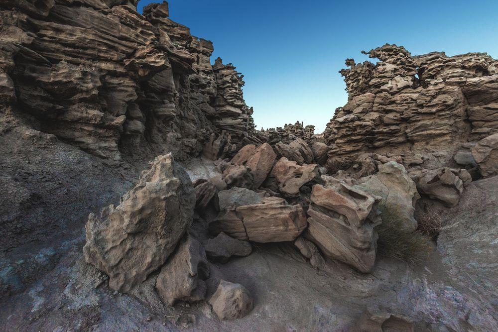 Dusk in Fantasy Canyon