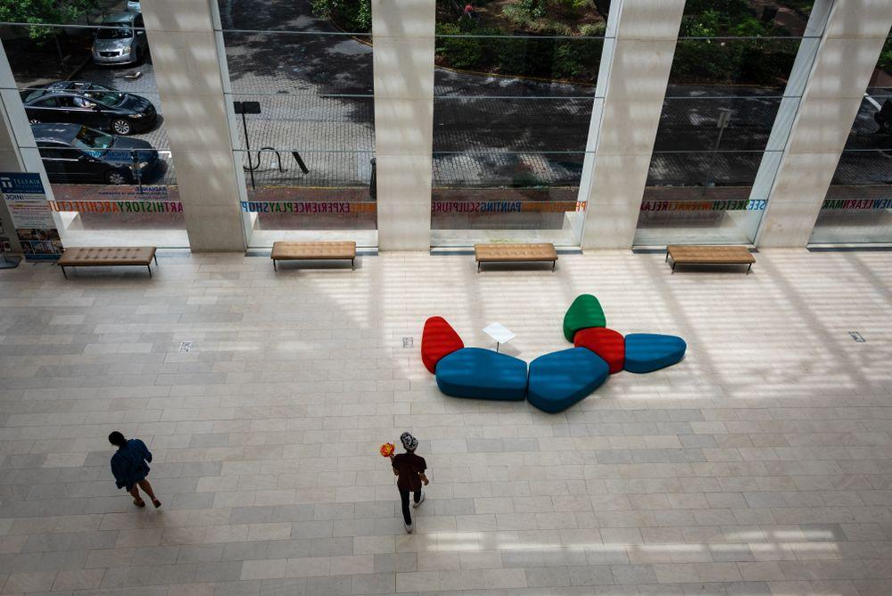 Inside Telfair Museums Jepson Center