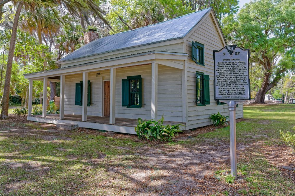 Garvin House in Old Town Bluffton