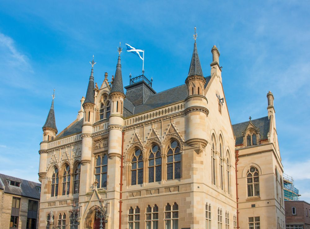 View of Inverness Town House