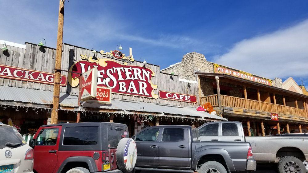 Outside of Western Bar & Cafe