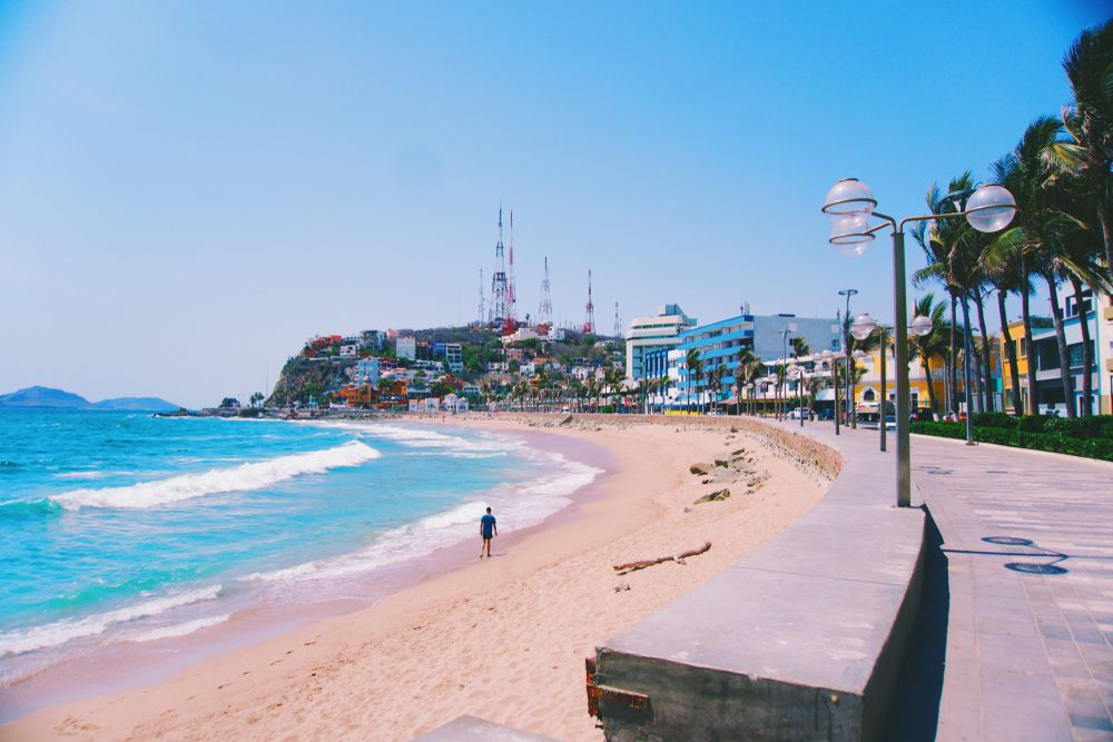 View of Playa Olas Altas