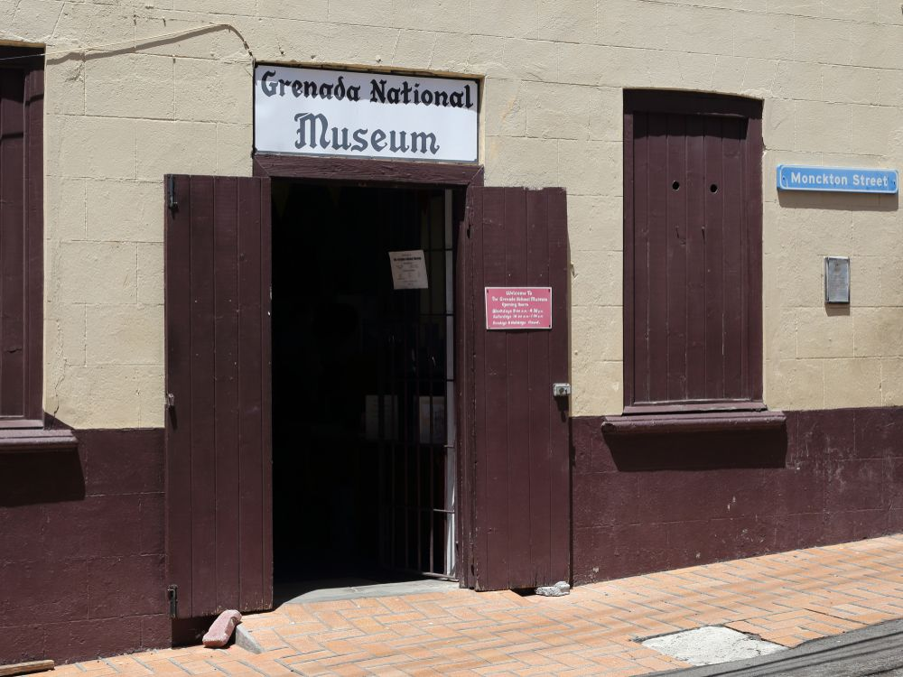 View of Grenada National Museum