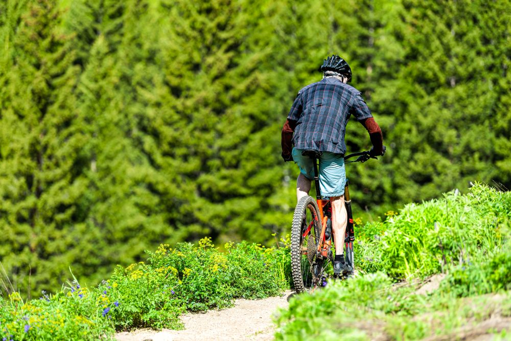 Mountain Bike Trails in Crested Butte, CO