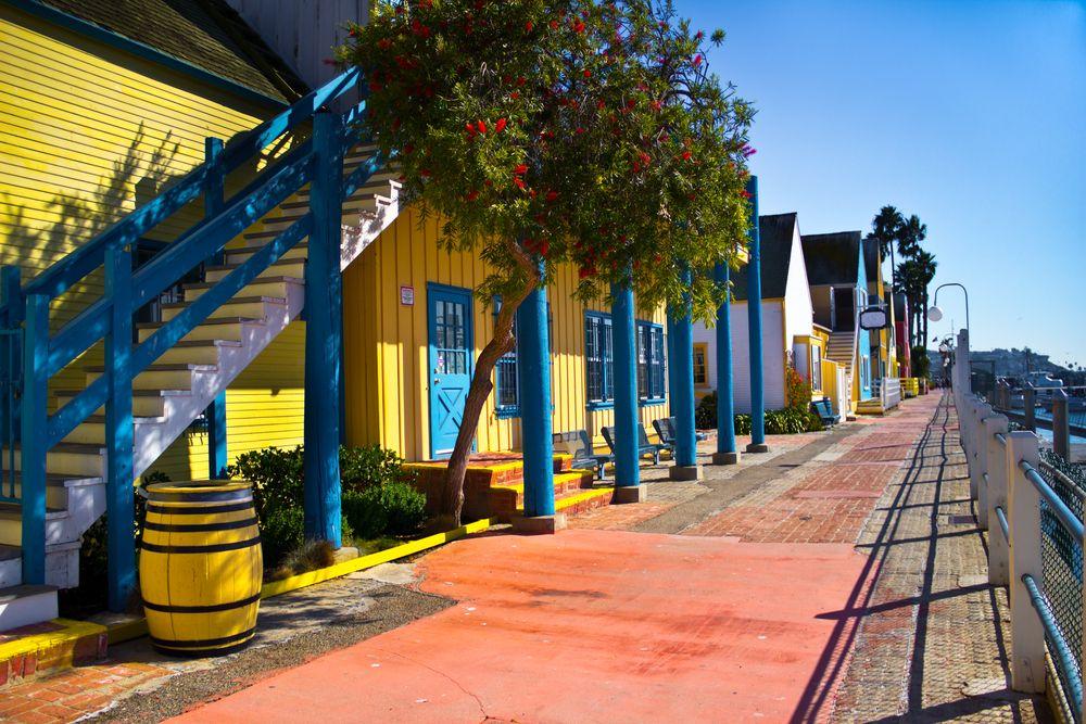 A Street in Fisherman's Village