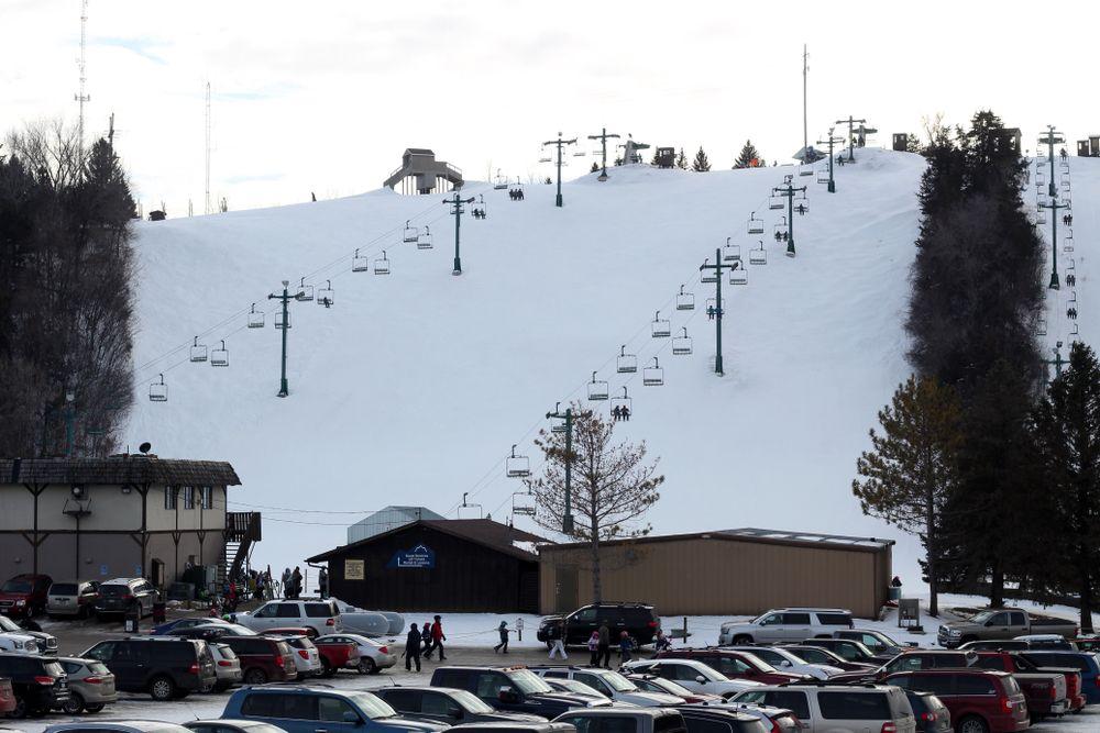 Mount Kato Ski Resort in Mankato