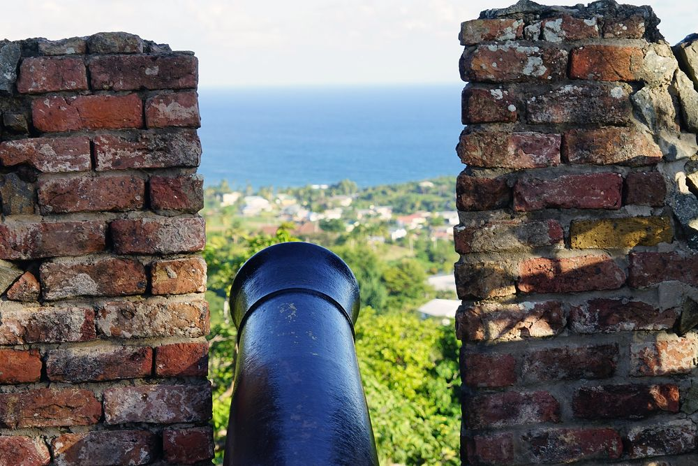 A Canon at Fort King George