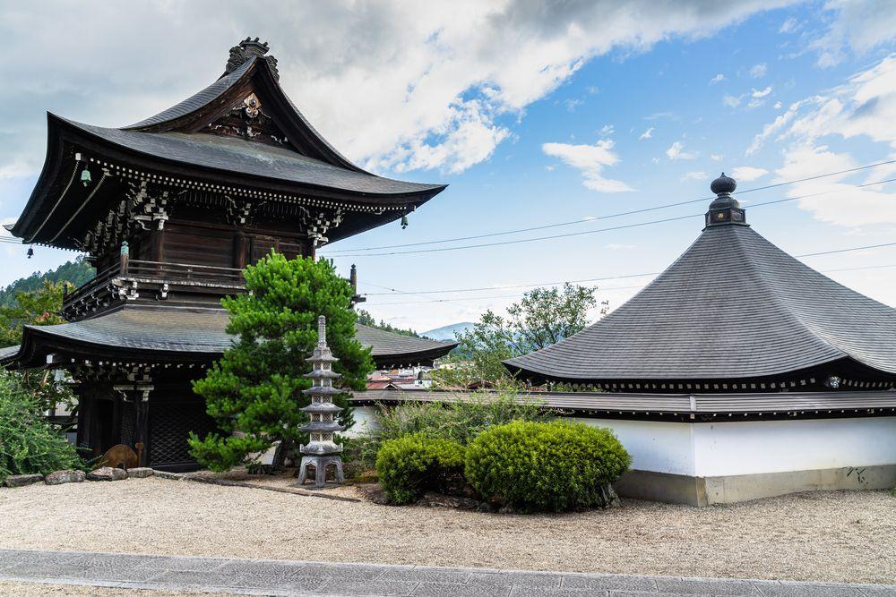 Temples in Higashiyama Walking Course