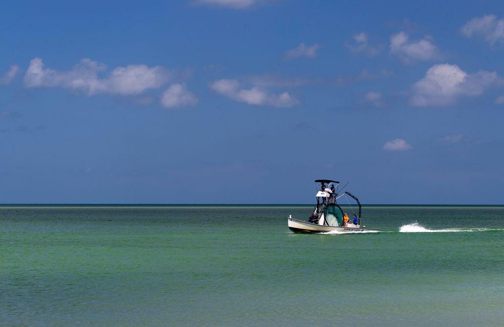 A Boat in Siesta Key