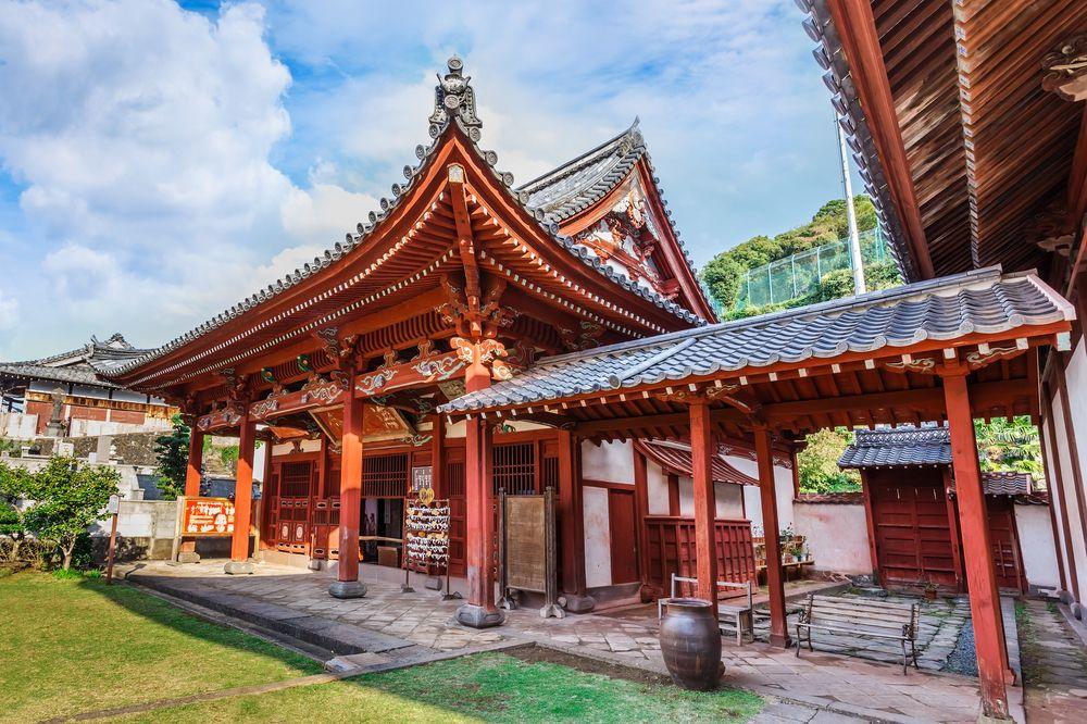 Traditional Kofuku Temple