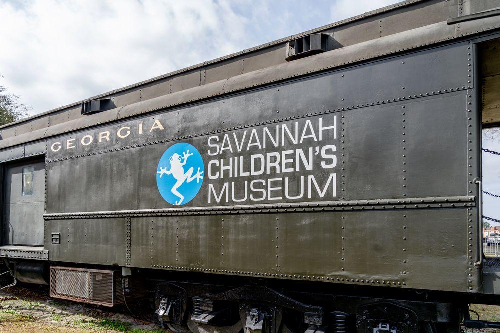 Savannah Children's Museum in Georgia