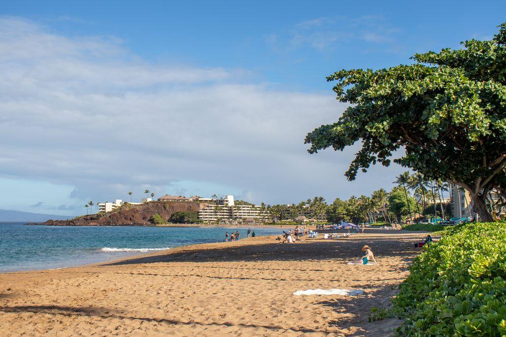 View of Sheraton Maui Resort
