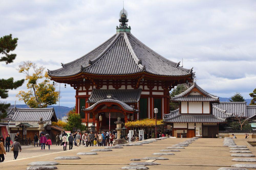 A Temple in Kofuku-ji