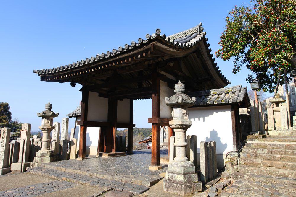 Todaiji Nigatsudo in Nara