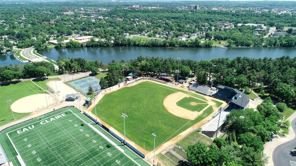 View of Carson Park