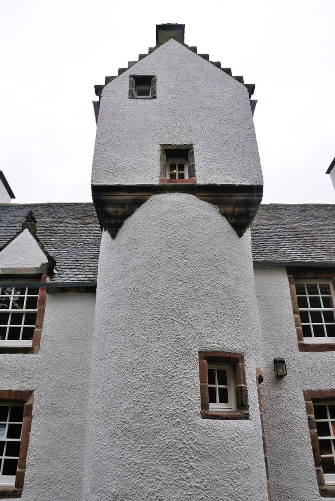 Abertarff House, the Oldest House in the City