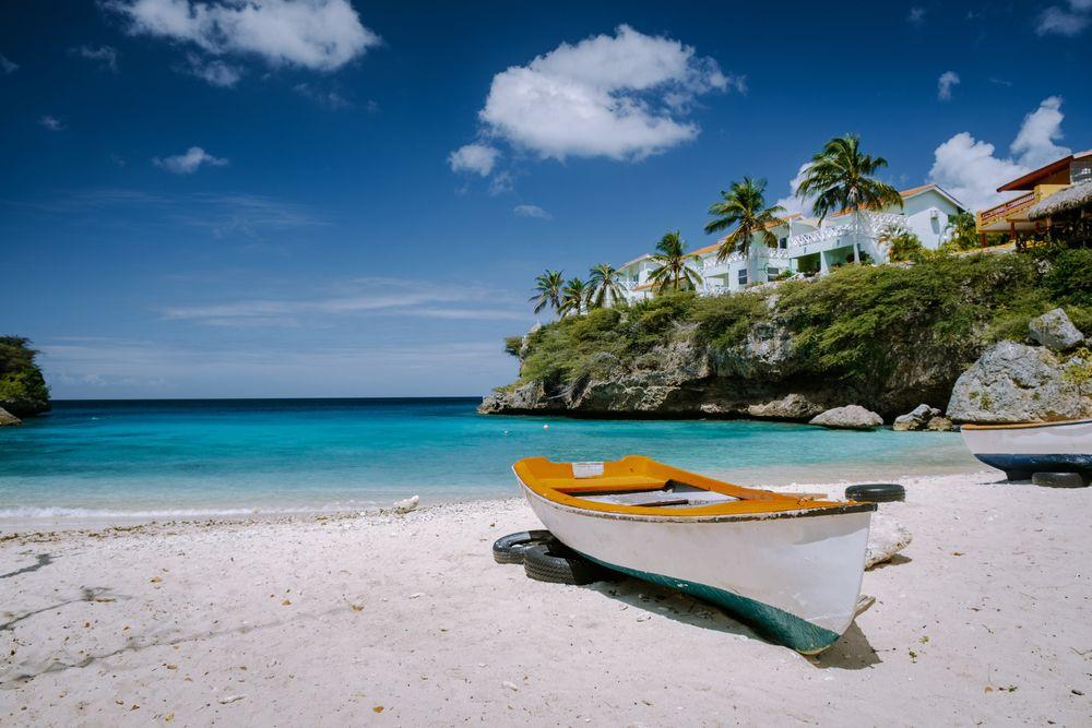 View of Playa Lagun