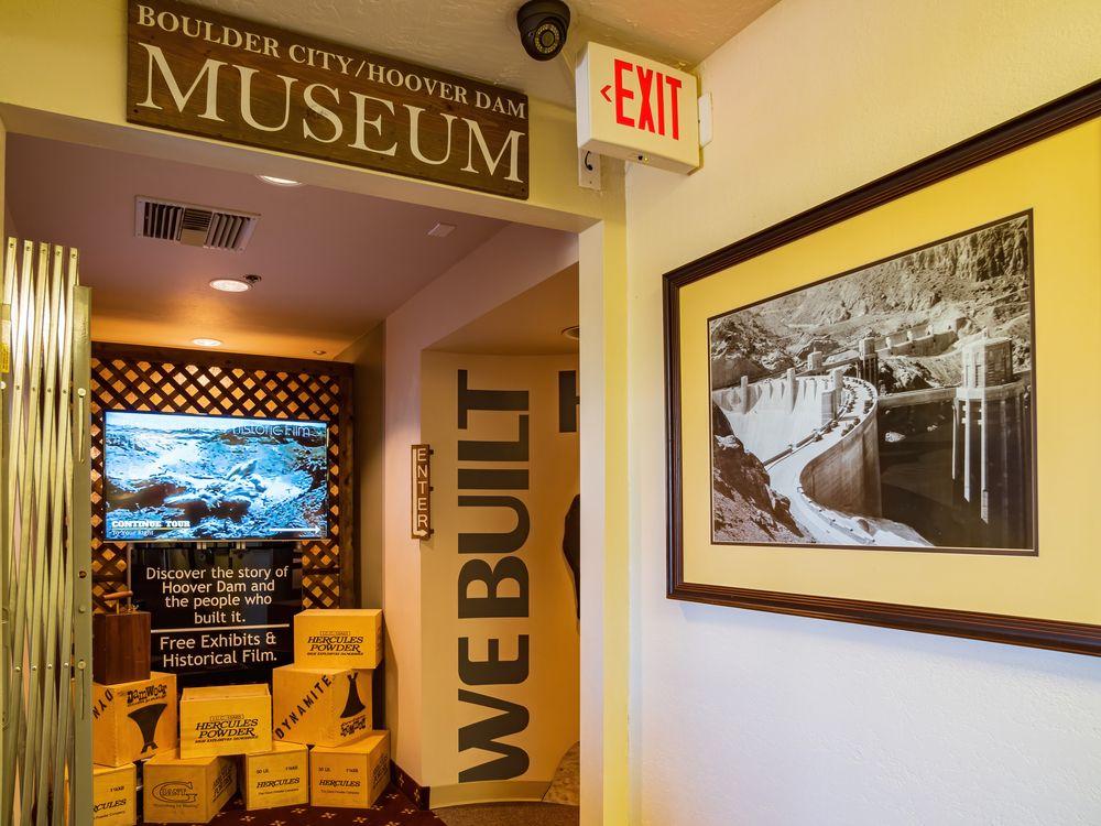 Inside Boulder City-Hoover Dam Museum