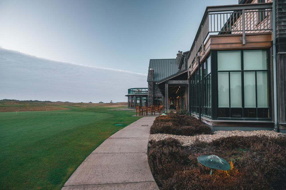 View of Bandon Dunes Golf Resort