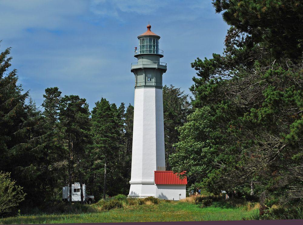 Grays Harbor Lighthouse in Washington