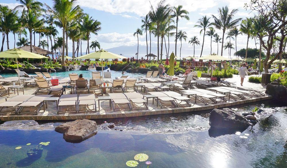 View of Hyatt Residence Club Maui