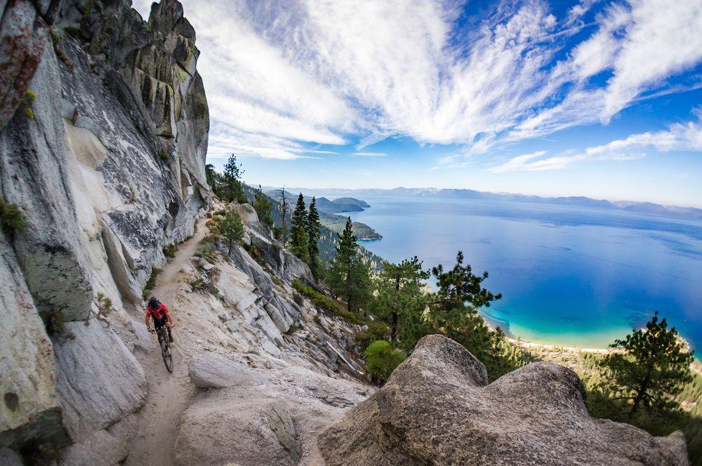 Mountain Biking in Lake Tahoe