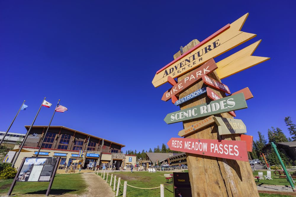 Adventure Center in Mammoth Lake