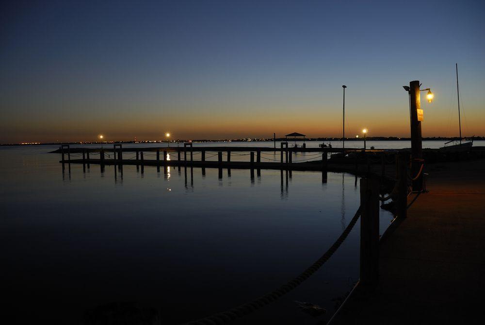 Lake Ray Hubbard in Texas
