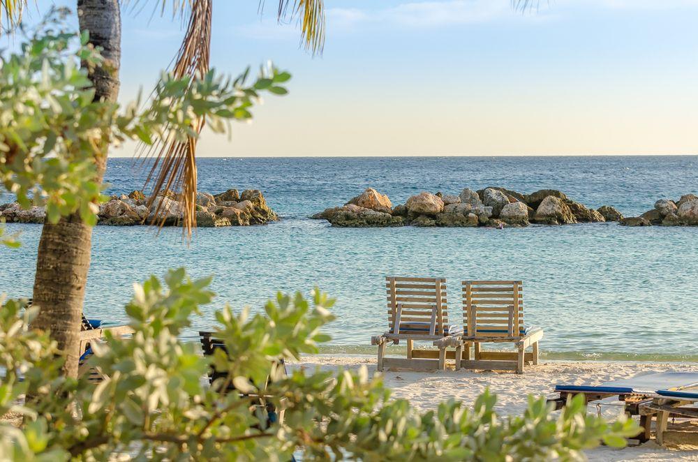 View of Mambo Beach