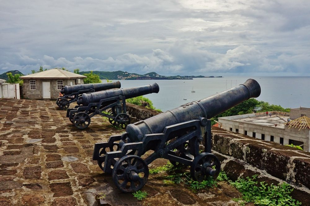 View of Fort George