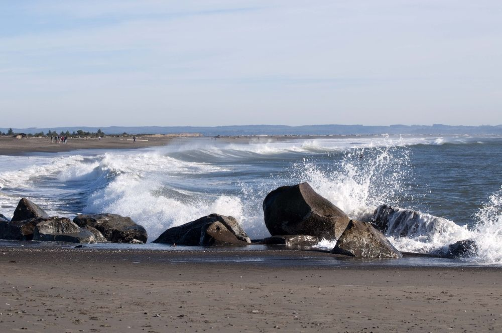 View of the Sea in Damon Point