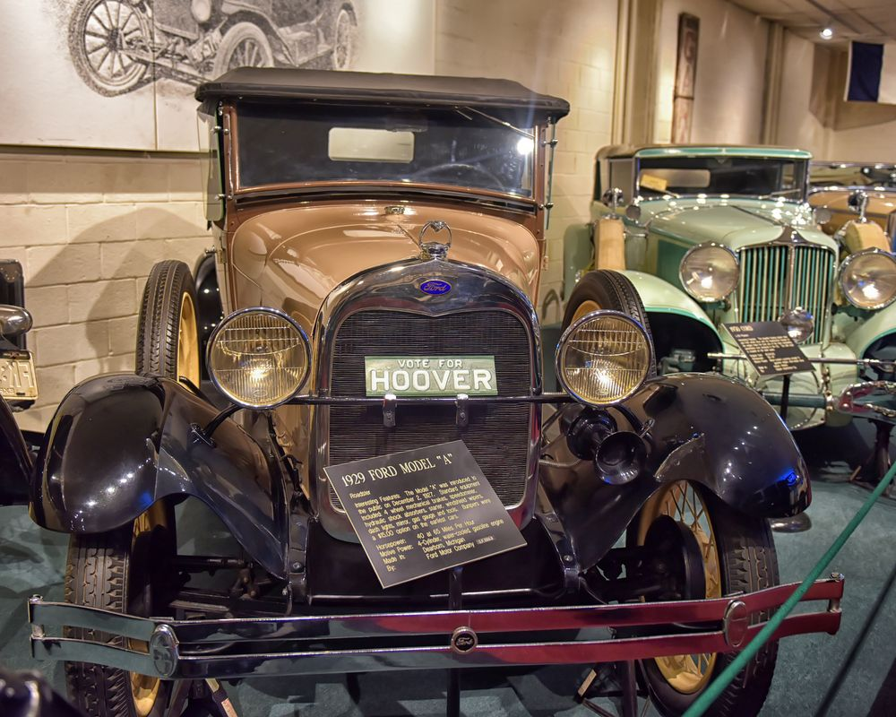 TCar and Carriage Caravan Museum in Luray, Virginia