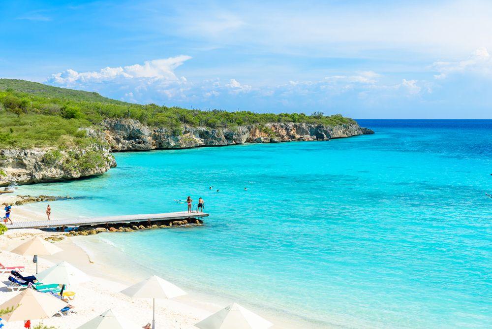 View of  Playa Porto Marie