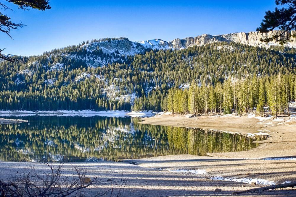 Lake in in Horseshoe Lake