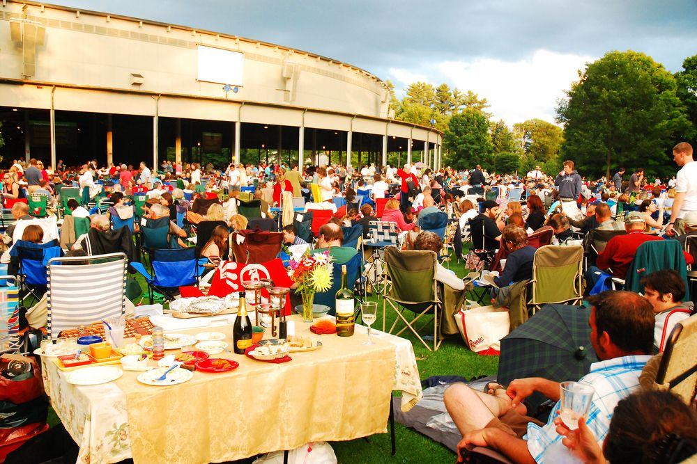 Music Show in Tanglewood