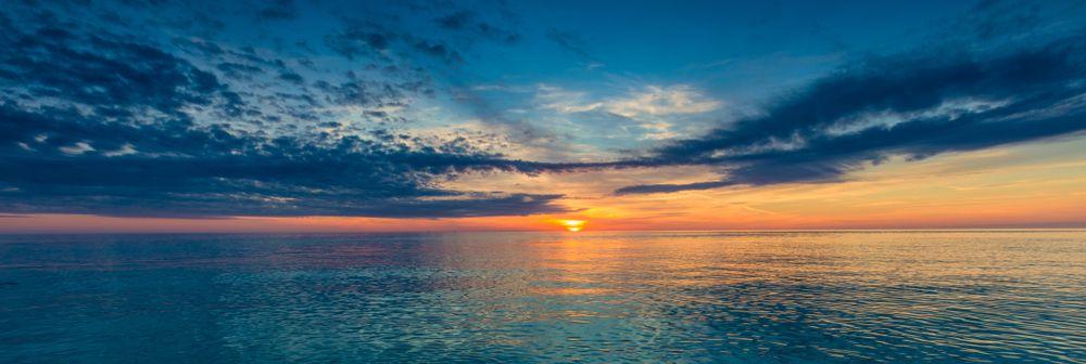 Sunset in Gasparilla Island State Park