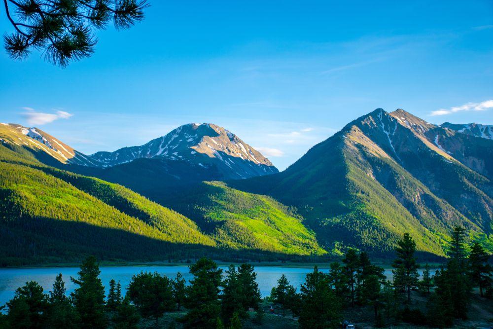 Twin Peaks at Mount Elbert
