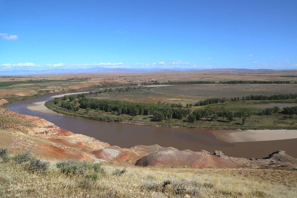 Ouray National Wildlife Refuge, Utah