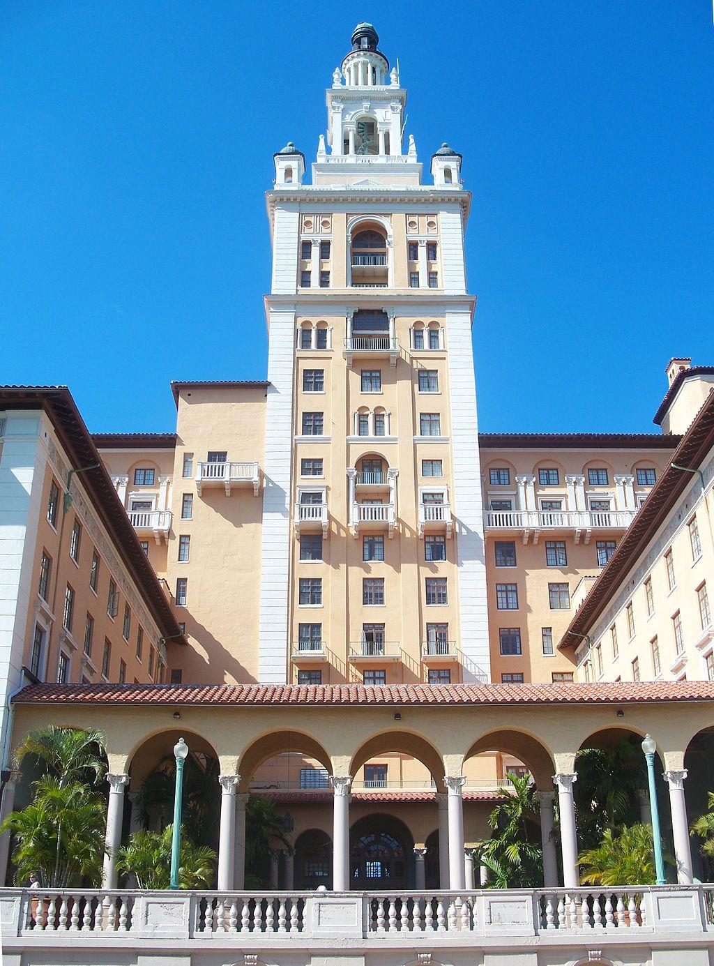 Scenic View of Biltmore Hotel