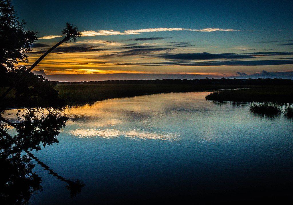 Beautiful Edisto Beach State Park