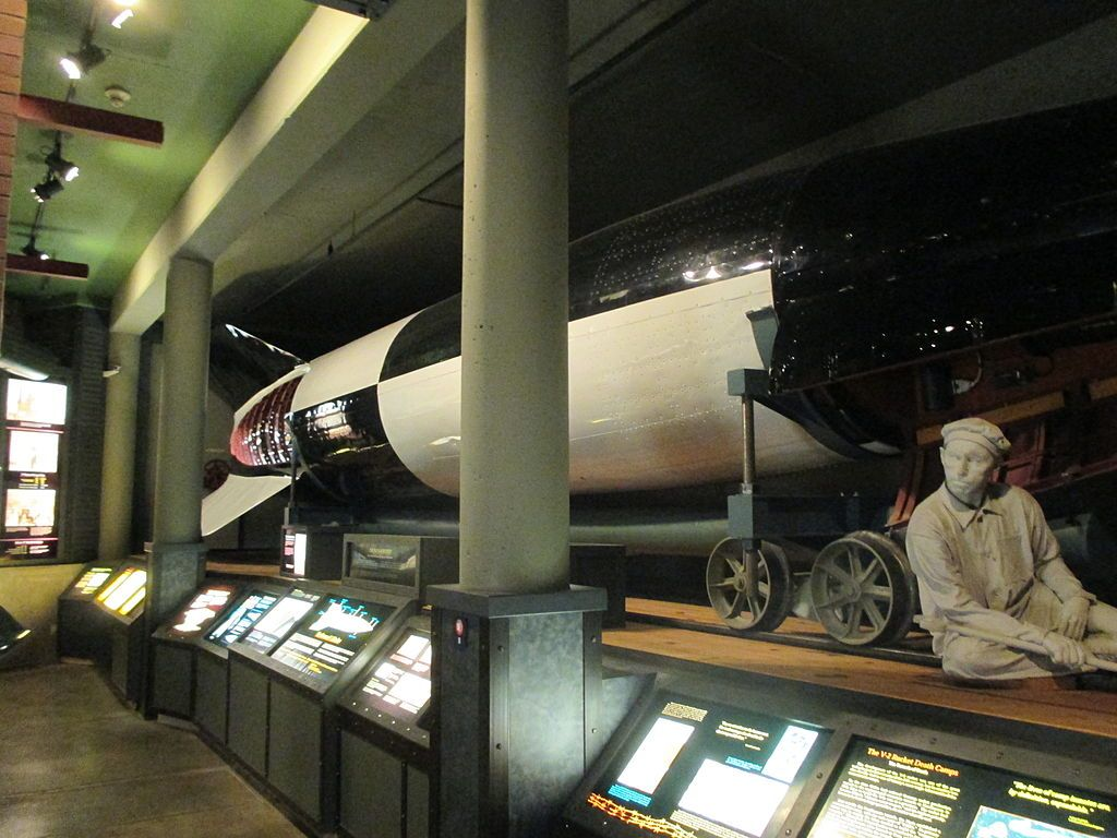 Inside View of Cosmosphere