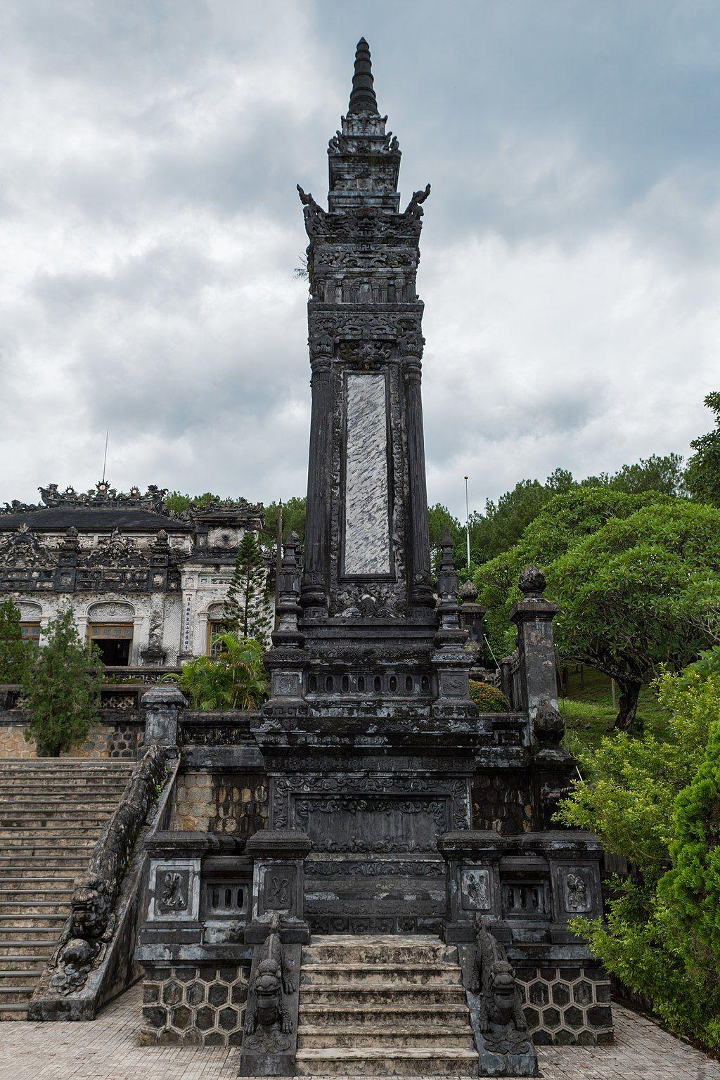 View of Khải Định