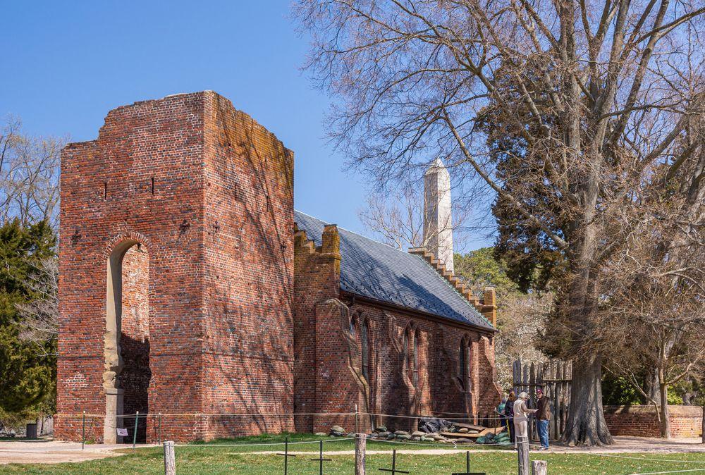 17th Century Church Tower