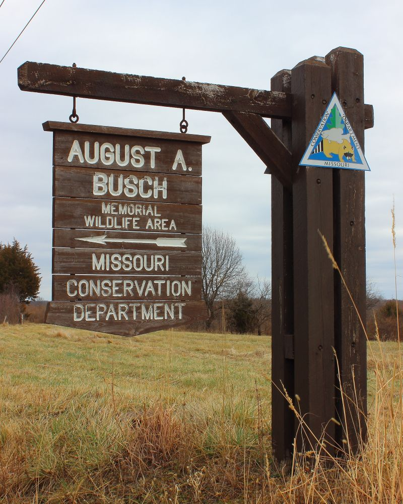 August A. Busch Memorial Conservation Area