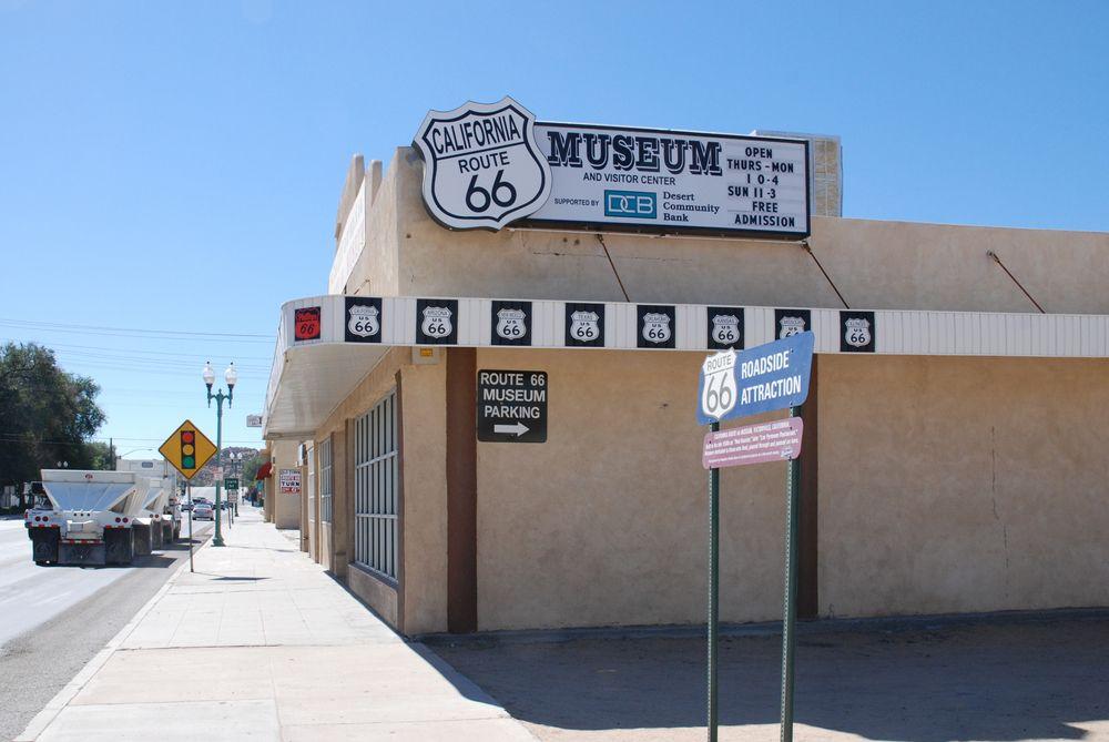 California Route 66 Museum in Victorville