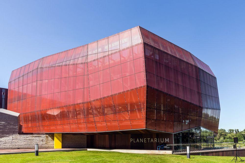 Planetarium at Copernicus Science Centre