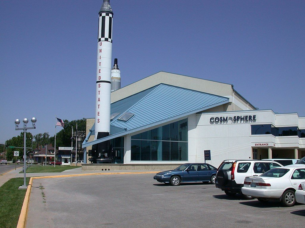 Outside View in Cosmosphere